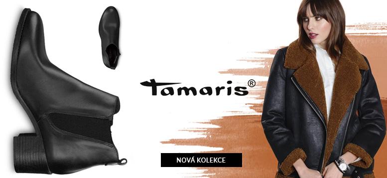 Tamaris nová kolekce podzim/zima