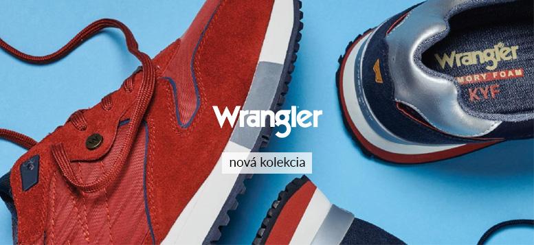 nová kolekcia Wrangler na JADI.sk