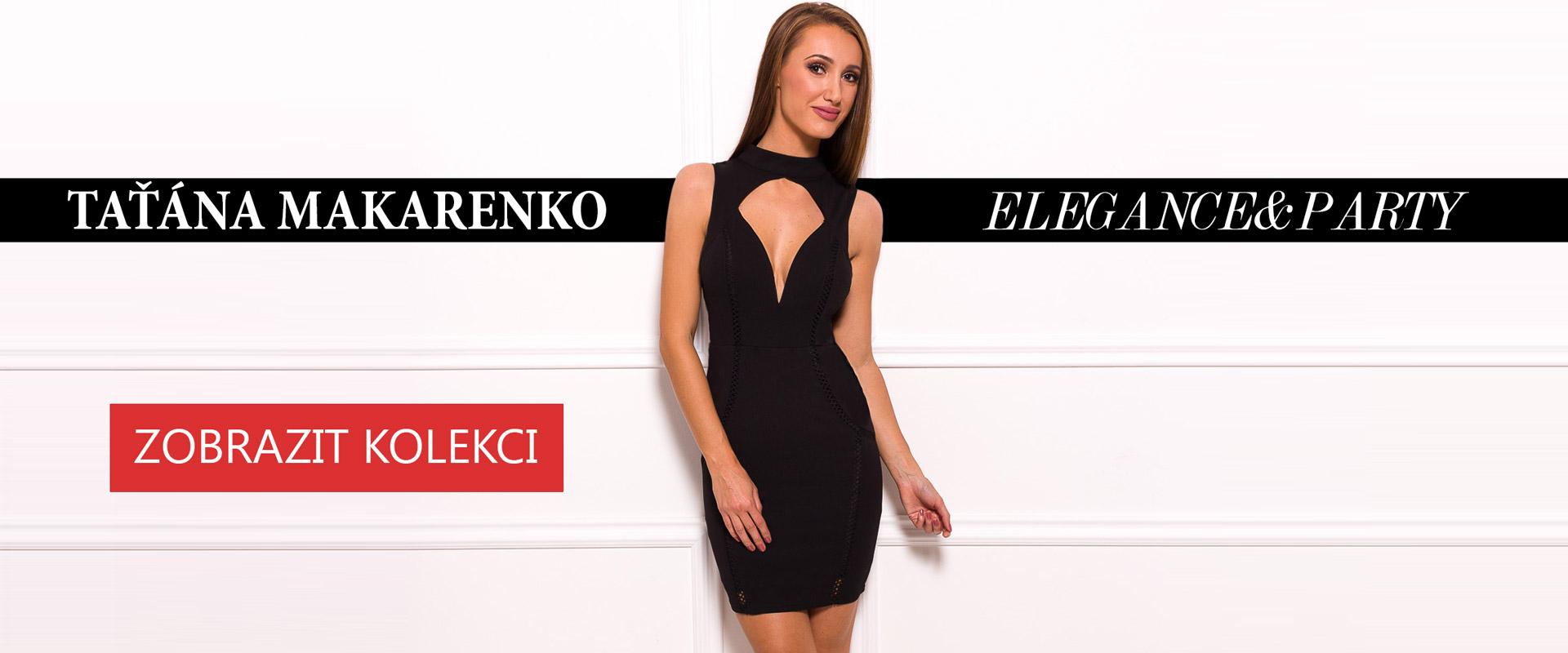 Nová kolekce Elegance a Party