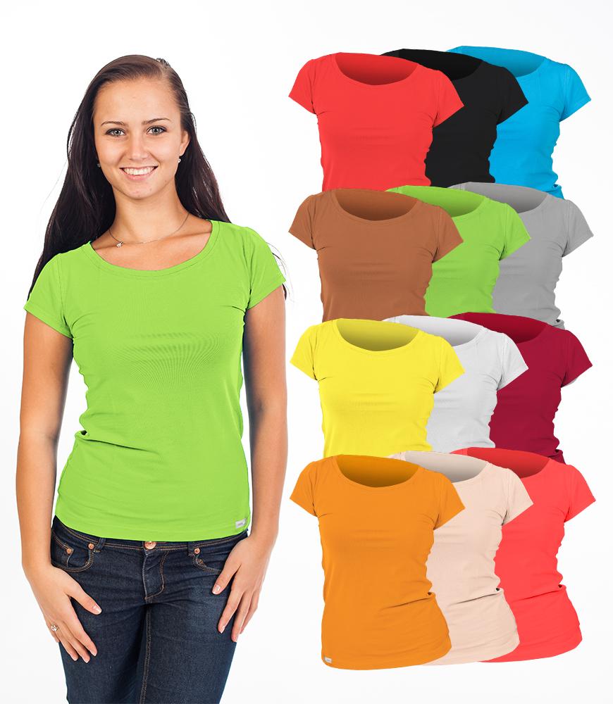 dámské tričko nanosilver
