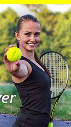 Antibakterialni a protizapachove funkcni obleceni na tenis i dalsi micove sporty.