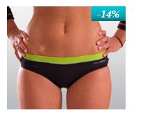 Ladies' panties nanosilver coolmax