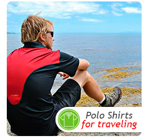 Polo Shirts for traveling