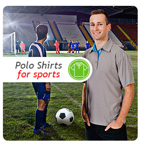 Polo Shirts for sports