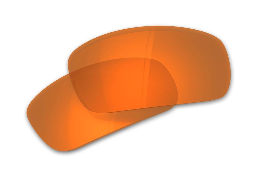 Skla ACID GAMBIT - Tiger's Eye (oranžové)