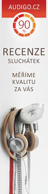 Recenze sluchátek na stránkách Audigo.cz