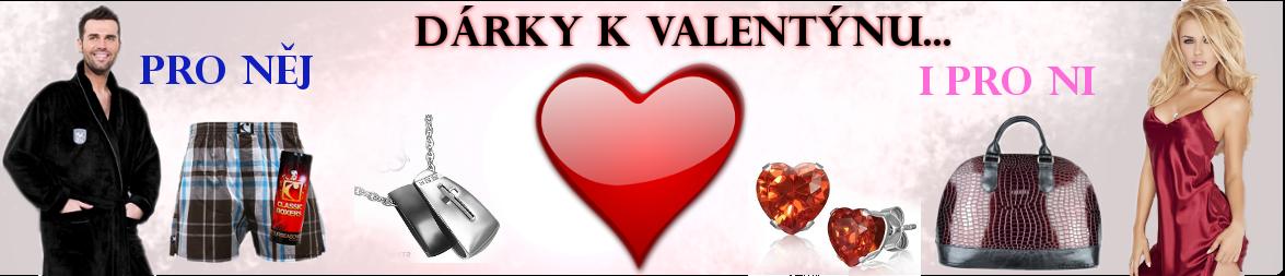 Chceš potěšit svého miláčka valentýnským dárkem? Máme pro tebe několik typů.