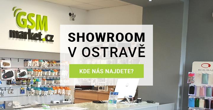 Showroom v Ostravě