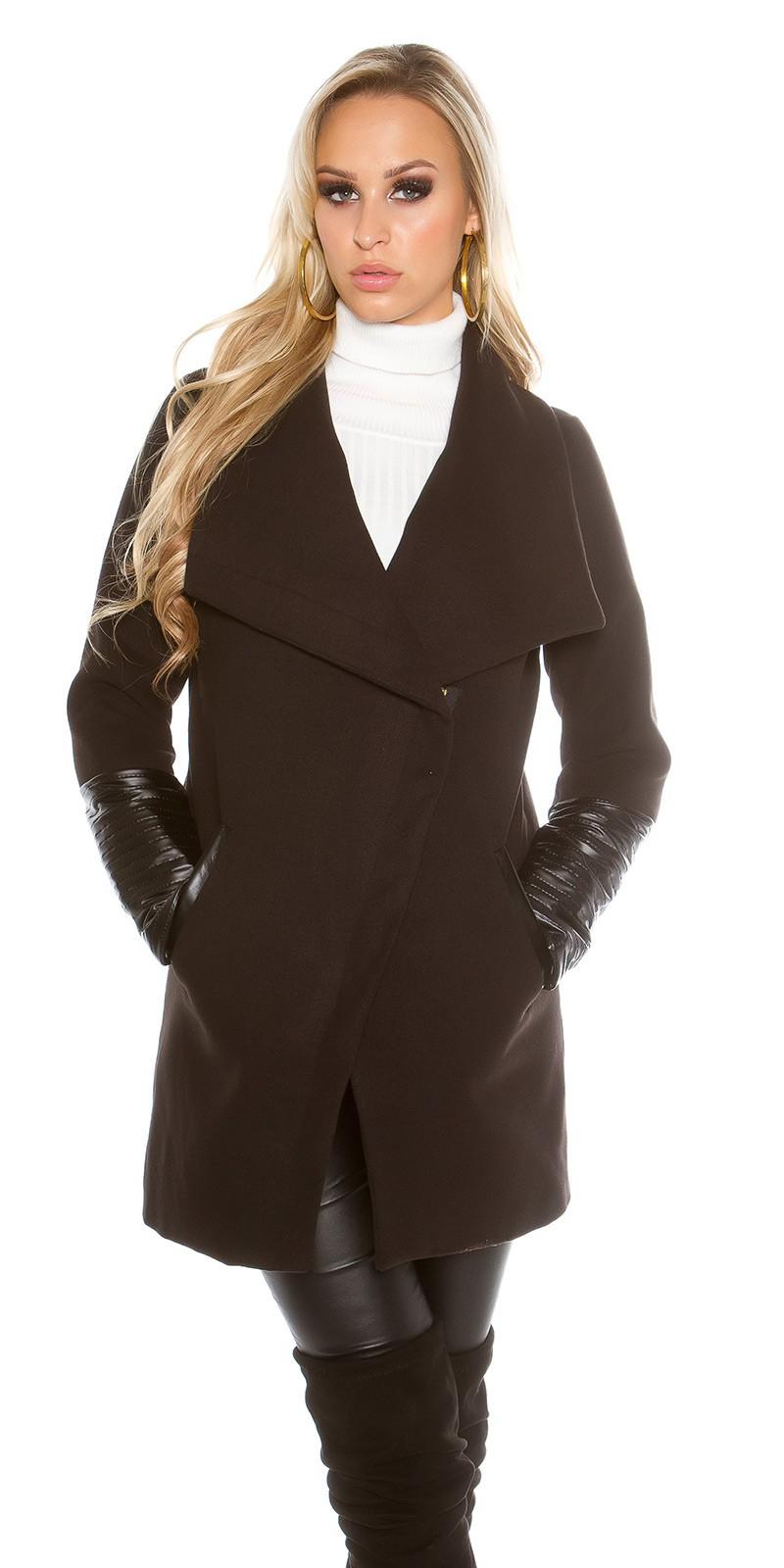 Dámský podzimní kabát