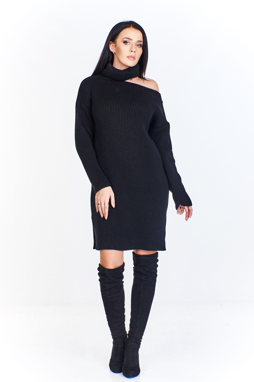 Dámské pletené šaty
