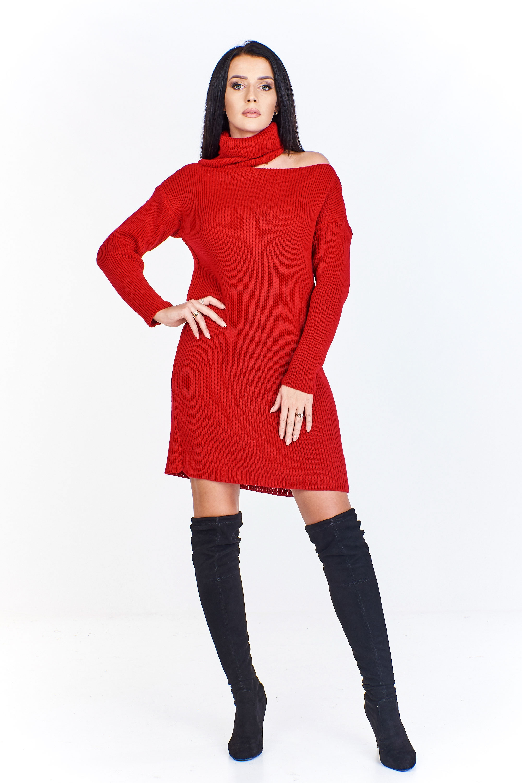 Pletené šaty dámské