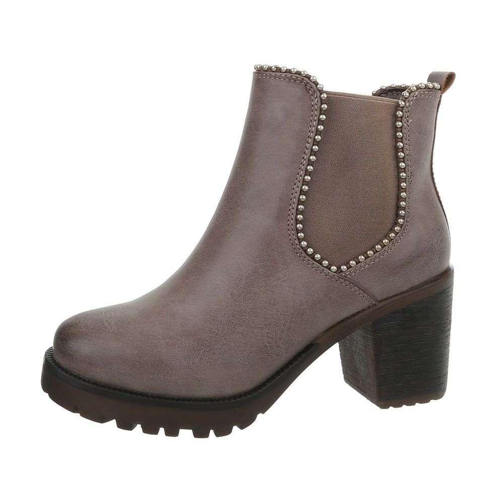 Zimní kotníková obuv
