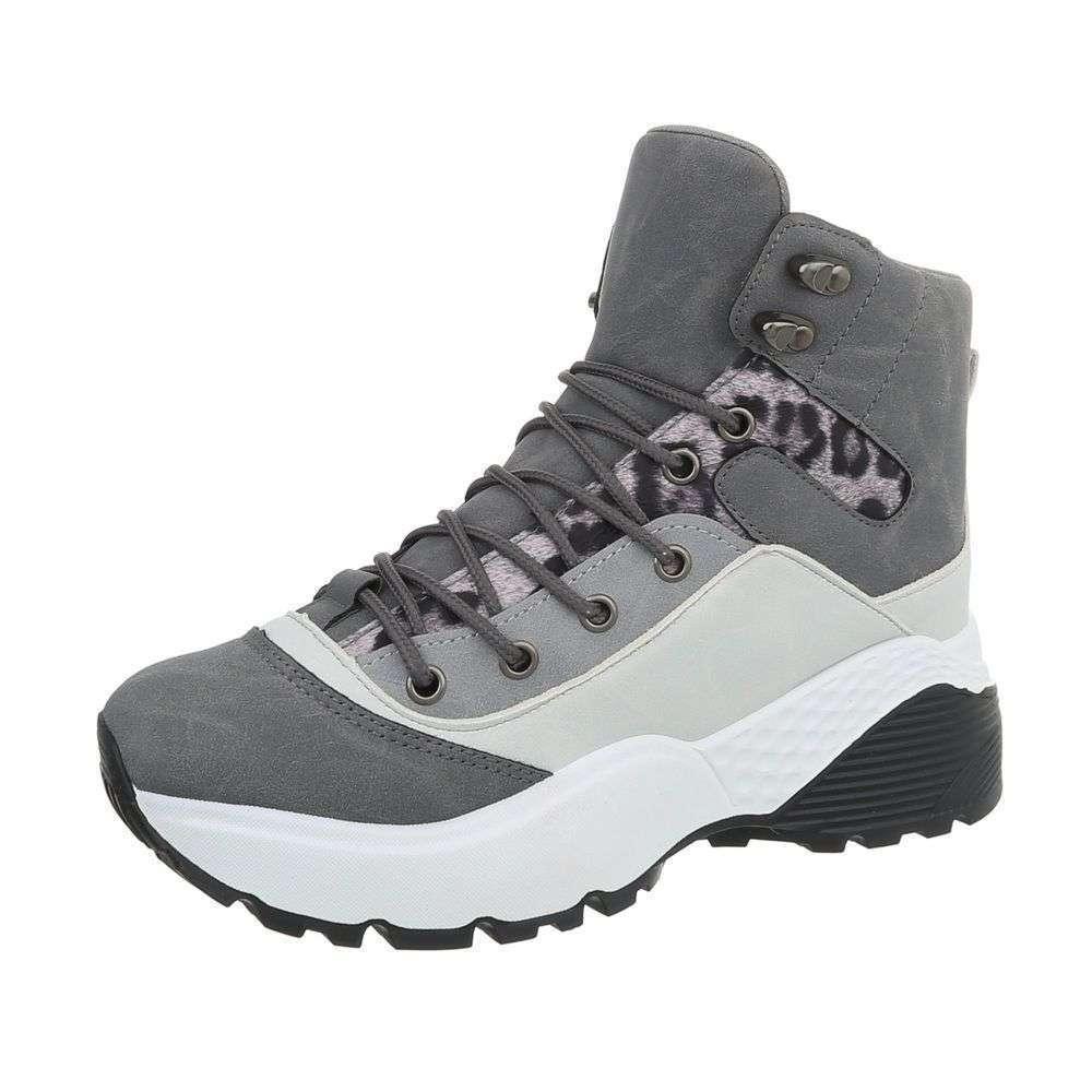 Zimní zateplené boty