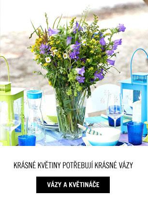 Vázy a květináče