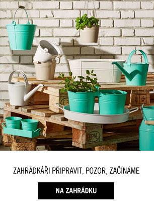 Zahradní dekorace a doplňky