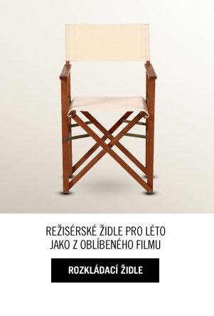 Rozkládací židle