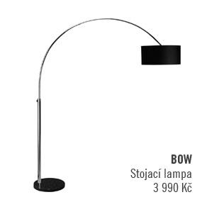 BOW Stojací lampa