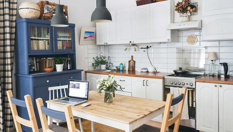 Provensálský styl nábytku