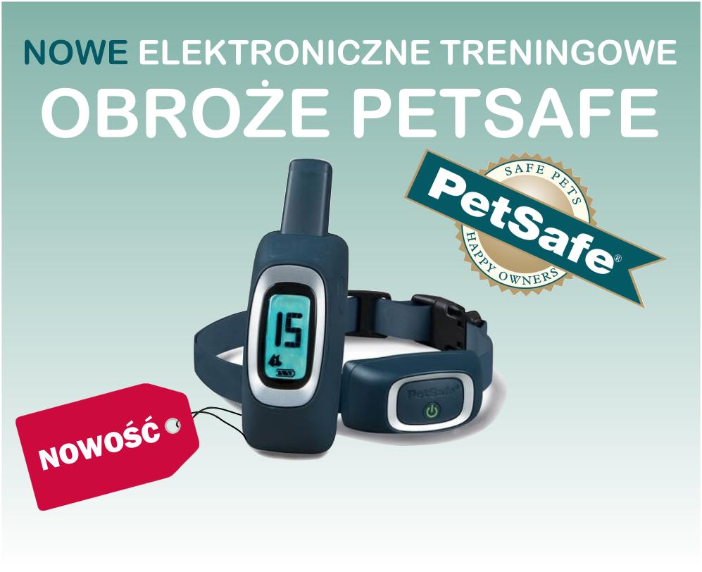 Petsafe Nové obojky PL