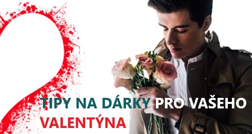 Dárky k valentýnu pro vašeho Valentýna