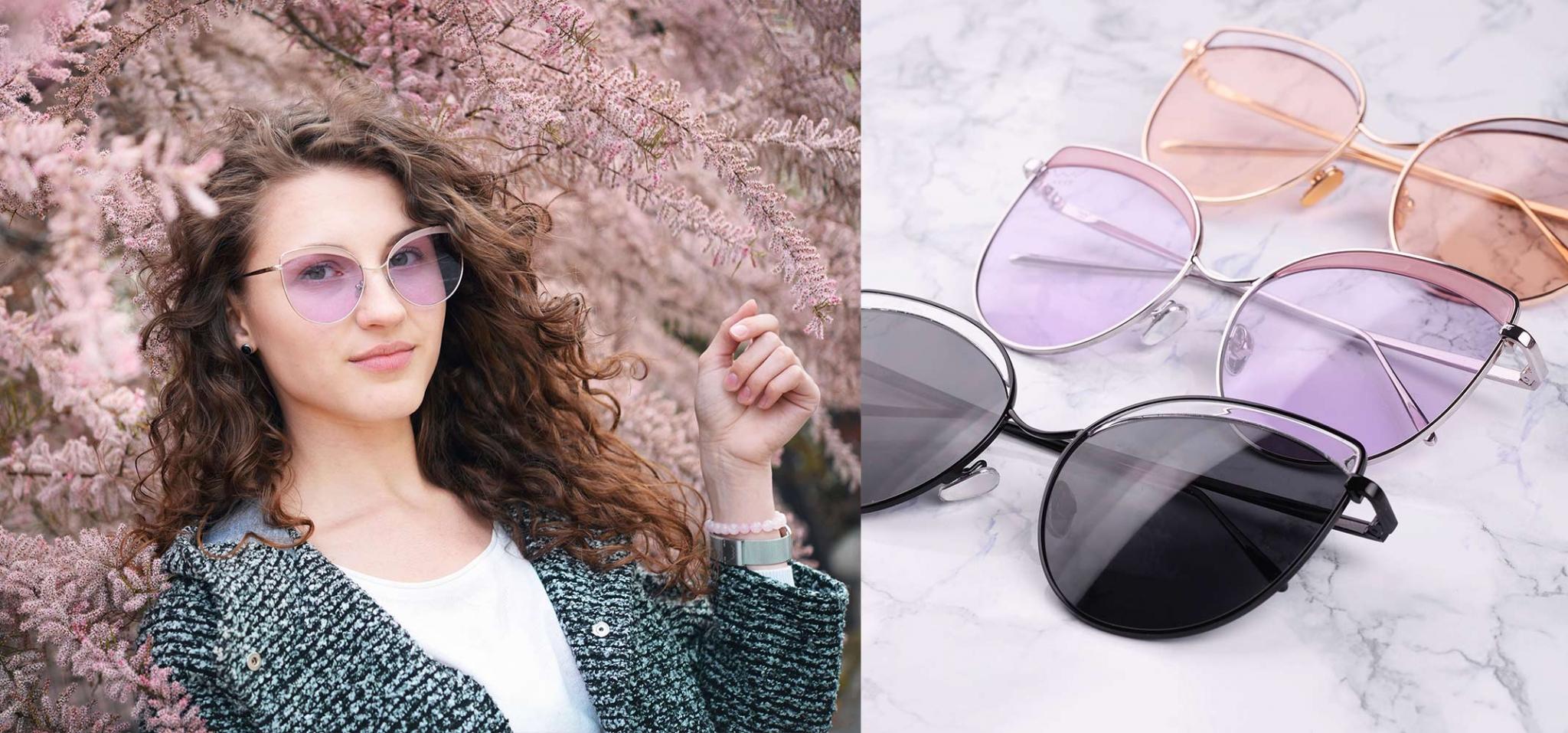 sluneční brýlel Vuch