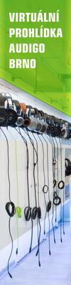 Virtuální prohlídka prodejny Audigo BRNO