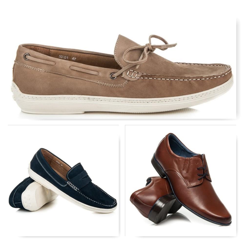 elegantná pánska obuv