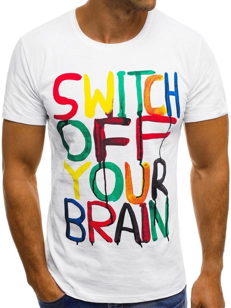 vtipné pánske tričko