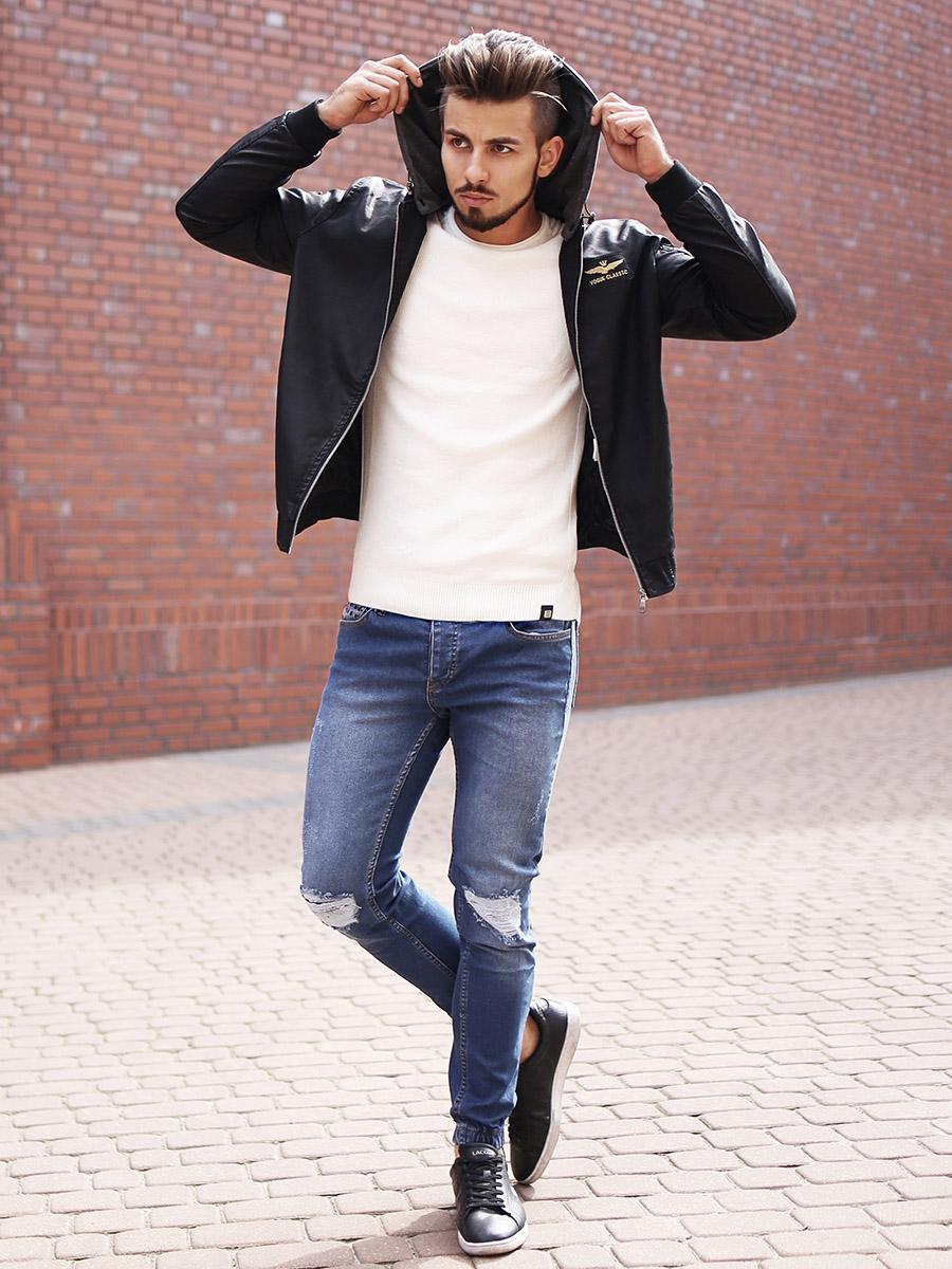 moderný pánsky outfit budchlap