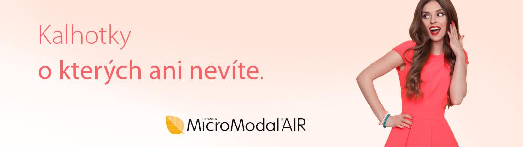 Kolekce spodního prádla Andrie Micromodal AIR