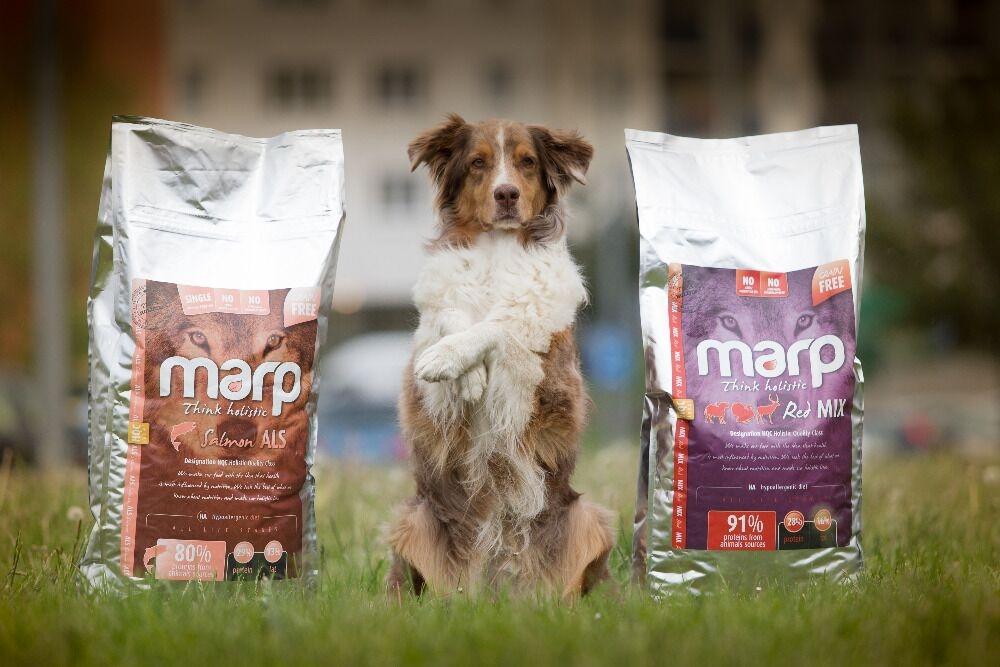Krmivo pro psy a kočky Marp