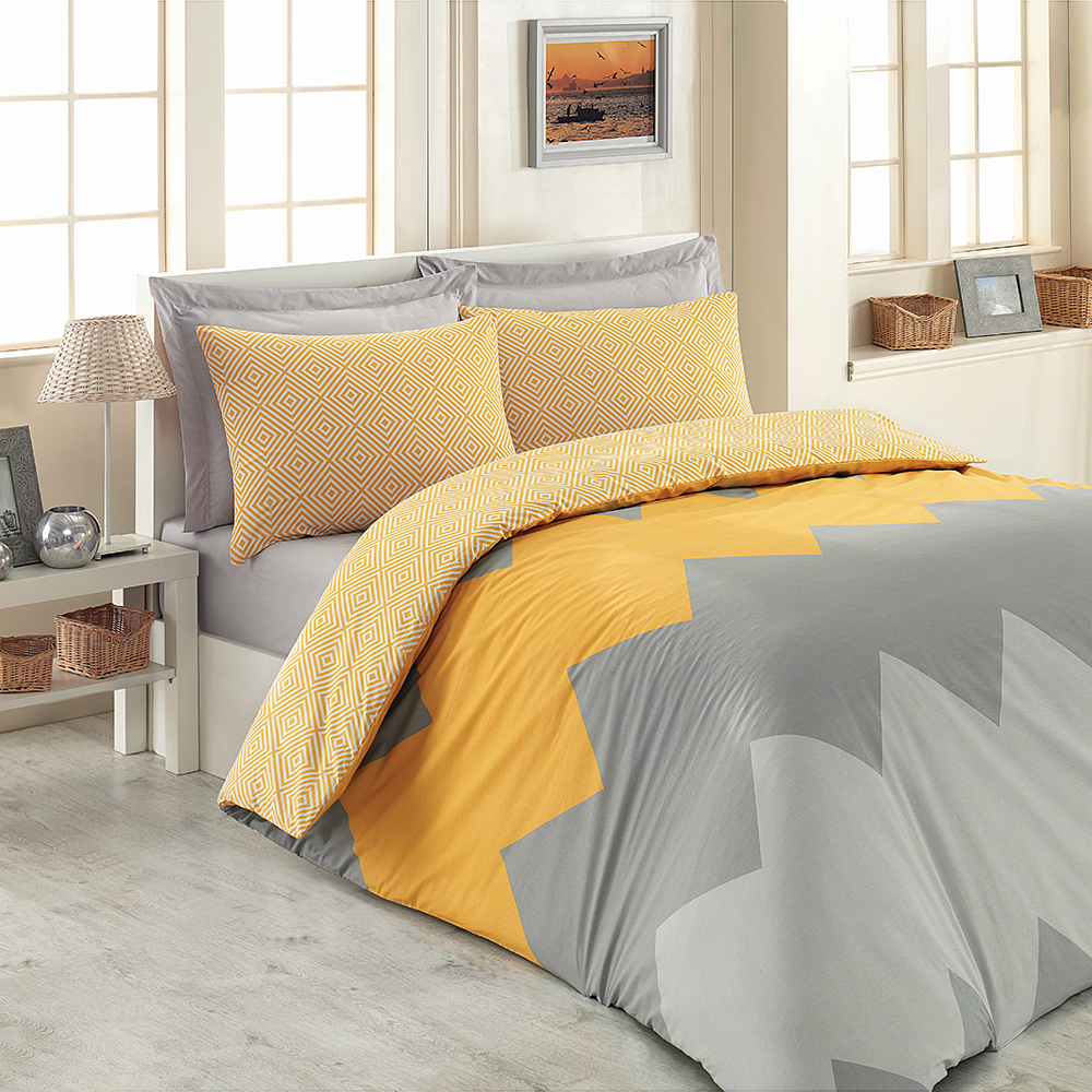 ložnice žlutá