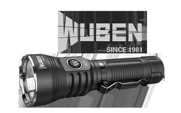Svítilny Wuben jsou skladem!