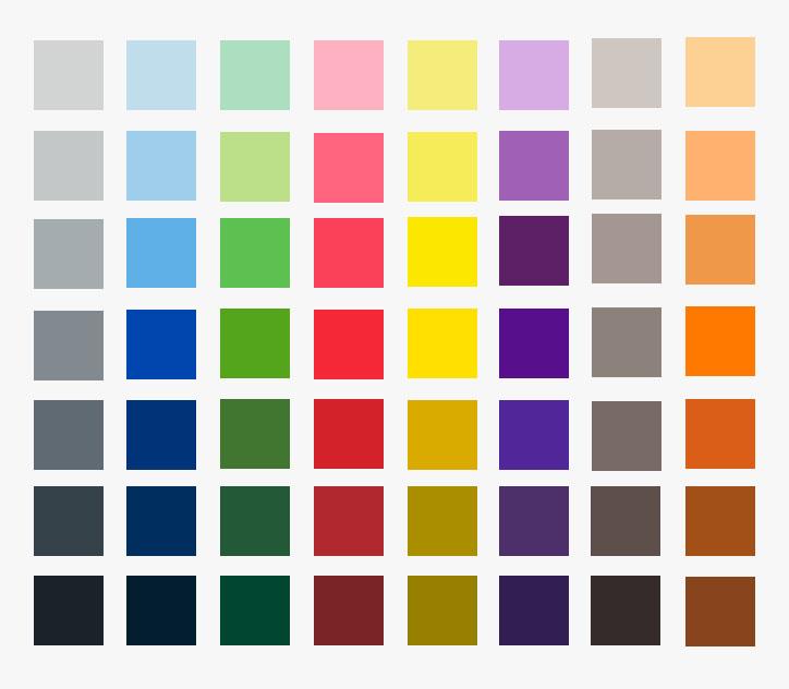 ad513ac753 I-LIVING.SK - Aká je farba vašej osobnosti  - Všetko pre zdravý ...