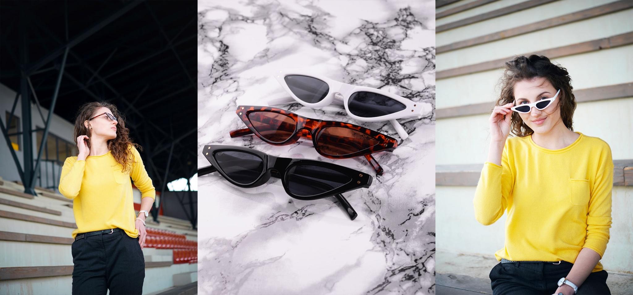 sluneční brýle Vuch