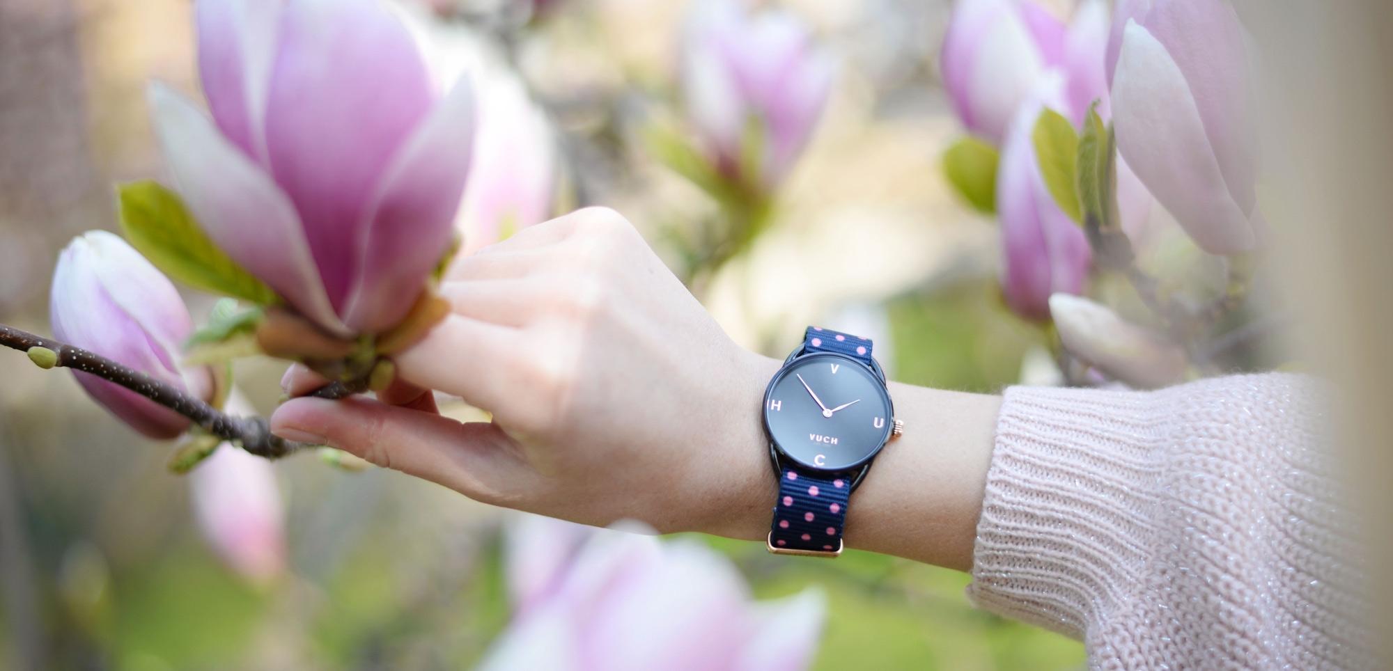 hodinky Vuch