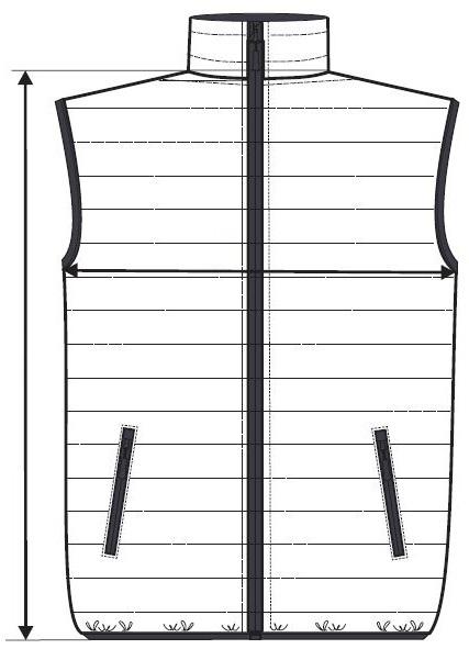 Měření vesty