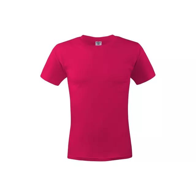 Rúžové pánske tričko