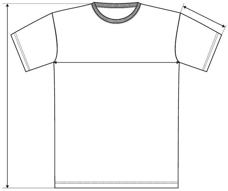 Meranie pánske tričko Malfini Exclusive