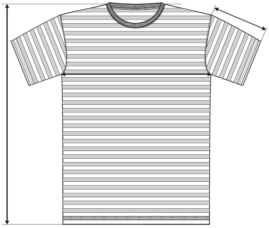 Férfi tengerész póló Sailor