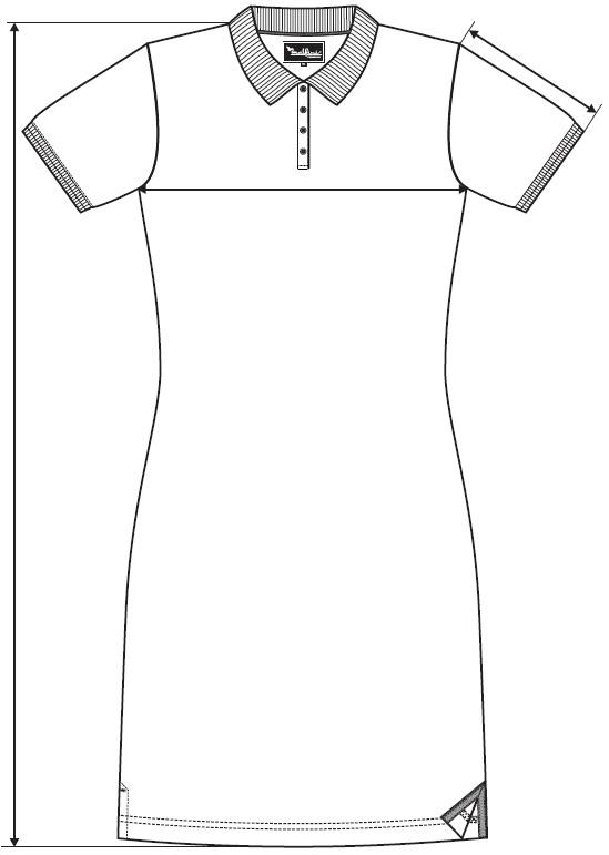 Měření šatů