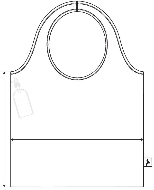 Měření tašky