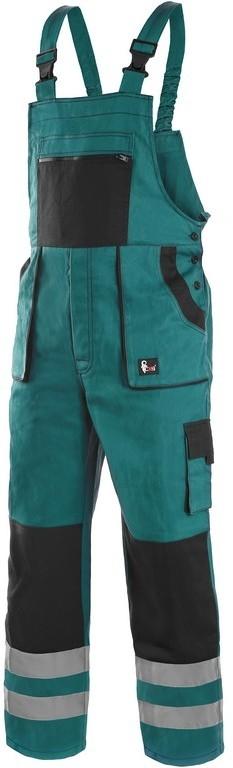 Pracovní kalhoty s laclem CXS LUXY BRIGHT