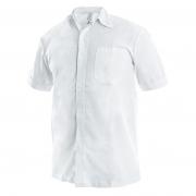 Pánská bílá košile RENÉ
