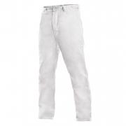 Pánské bílé pracovní kalhoty ARTUR