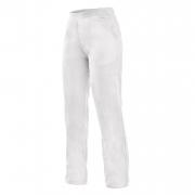 Dámské bílé pracovní kalhoty DARJA 190