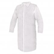 Jednorázový bílý plášť CXS RICK