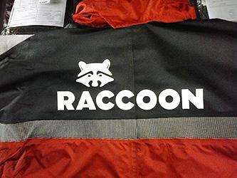 Flex Raccoon