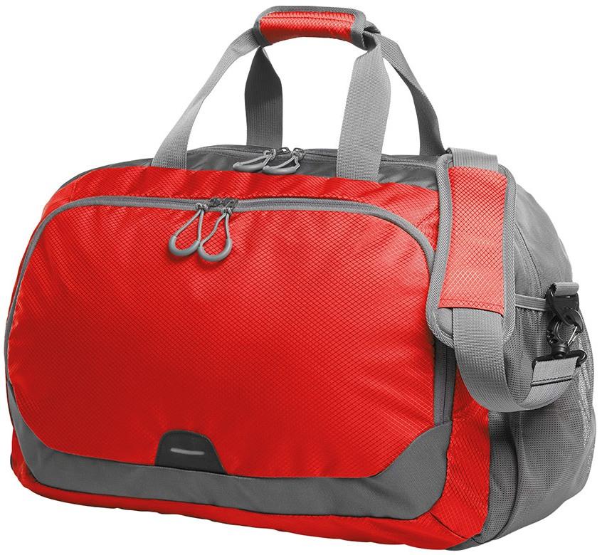 Športová cestovná taška STEP Biela