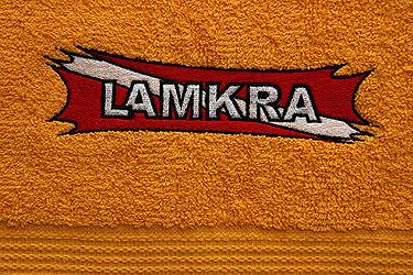 Výšivka Lamkra